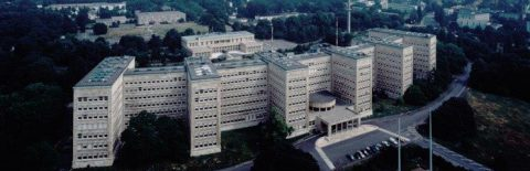 The Goethe University - former IG Farben HQ