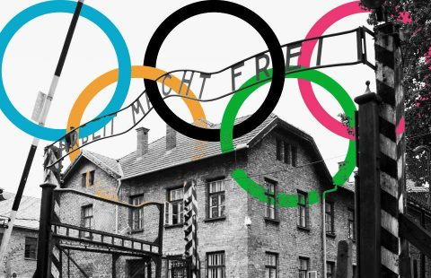 Olympics and the Holocaust