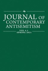 Journal of Contemporary Antisemitism - Vol. 4.1, Spring 2021